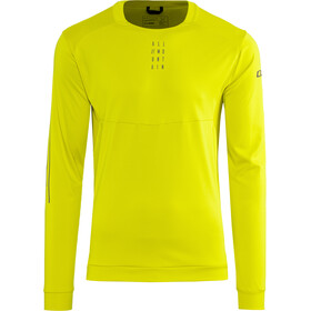 Cube AM Round Neck Jersey longsleeve Men citrone
